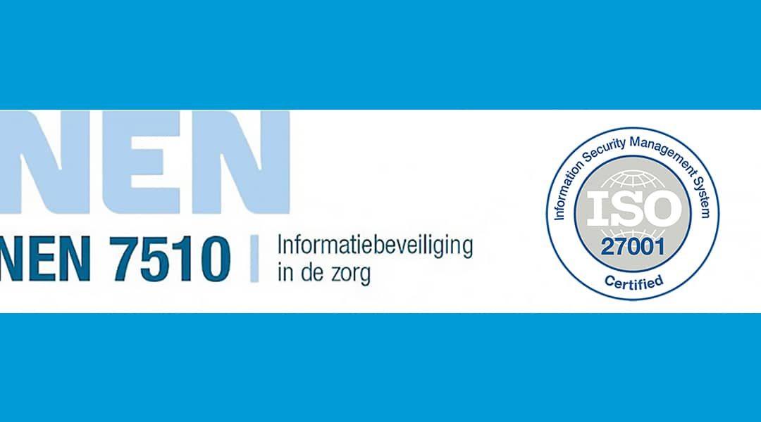 ISO 27001 en NEN 7510 certificering - CommITment cloud computing