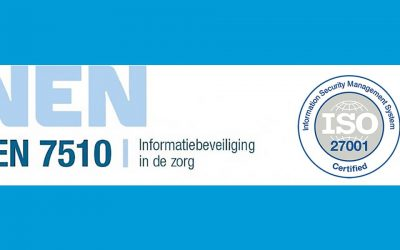 NEN7510 en ISO 27001 certificering van start