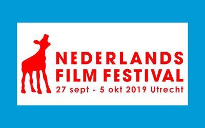 Het Nederlands Film Festival komt er weer aan