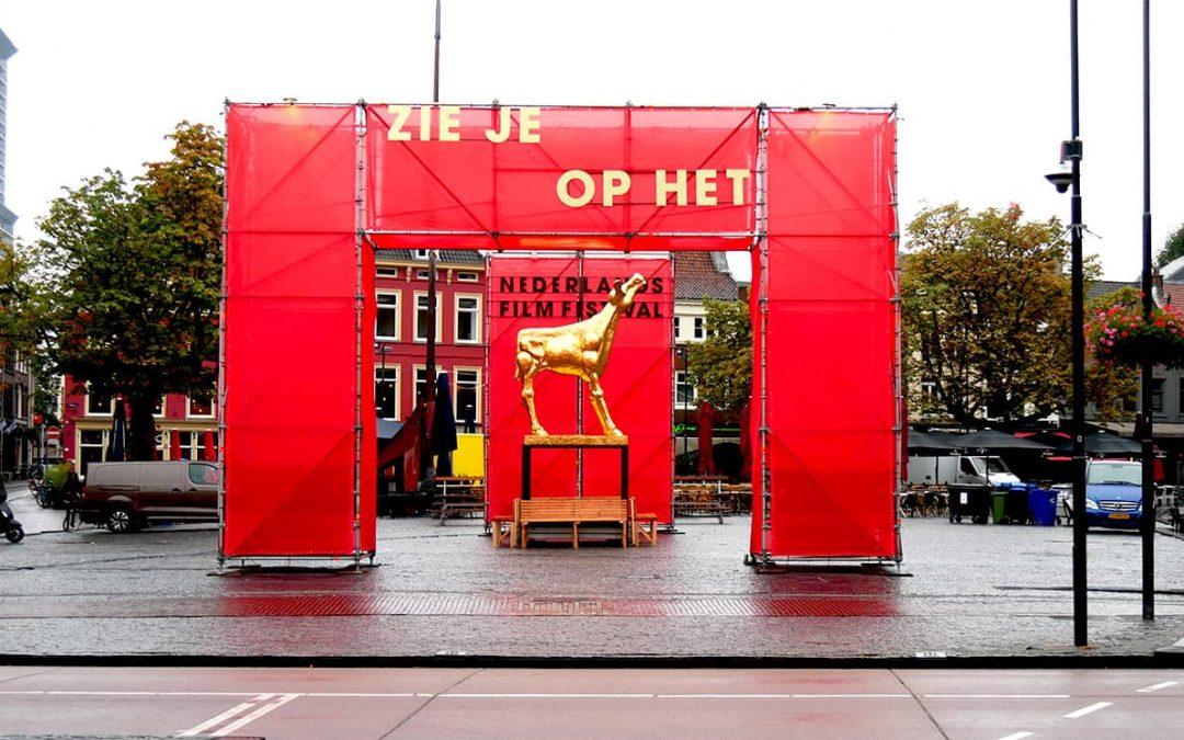 IT organisatie Nederlands Film Festival een kijkje achter de schermen