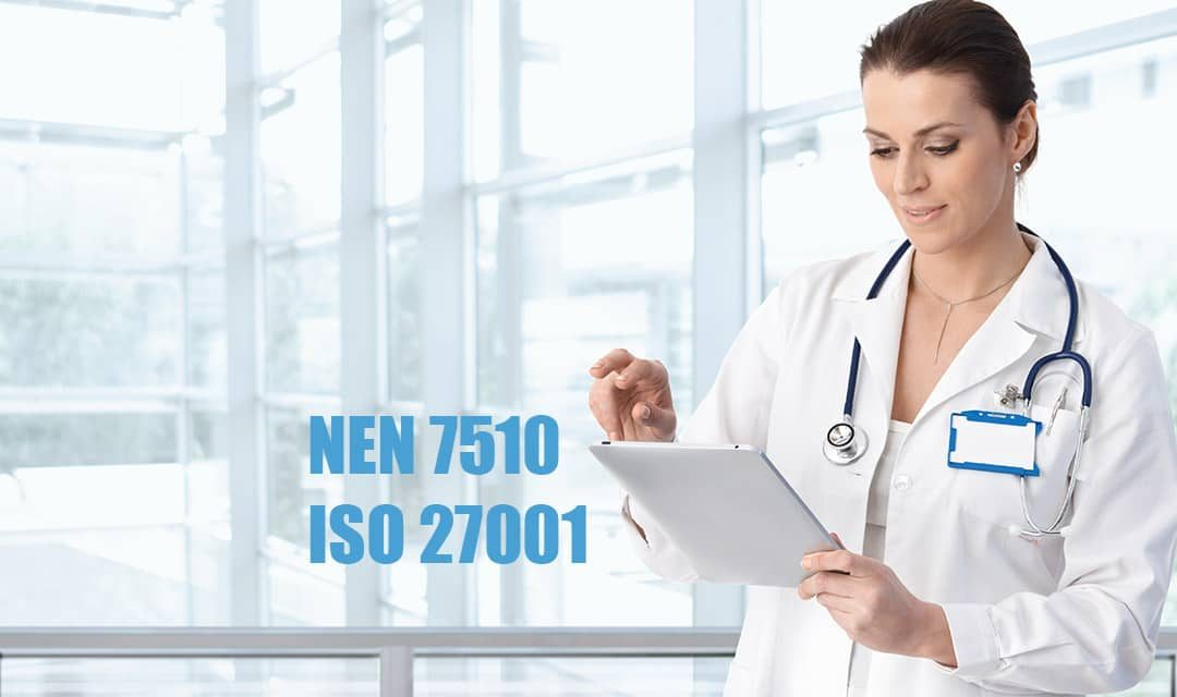 Roadmap NEN 7510 en ISO 27001 - CommITment cloud computing
