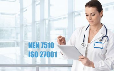 Certificering NEN 7510 en ISO 27001