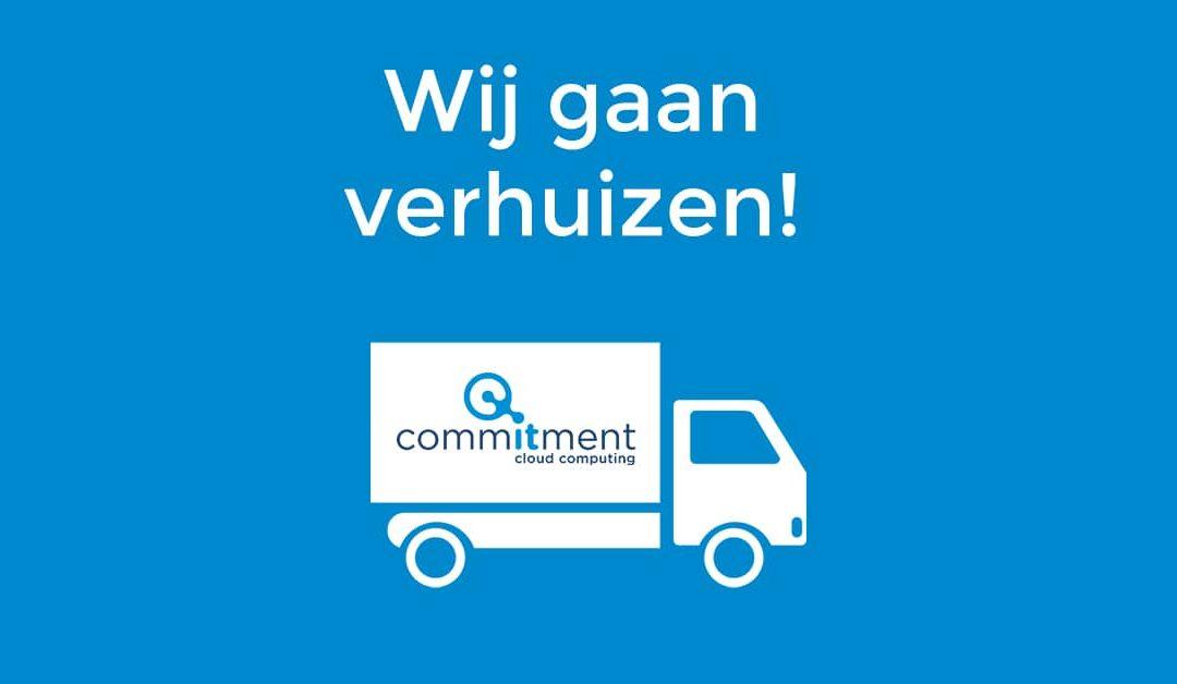Wij gaan verhuizen - CommITment cloud computing
