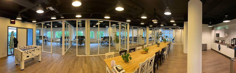 Nieuwe kantoorlocatie - CommITment cloud computing