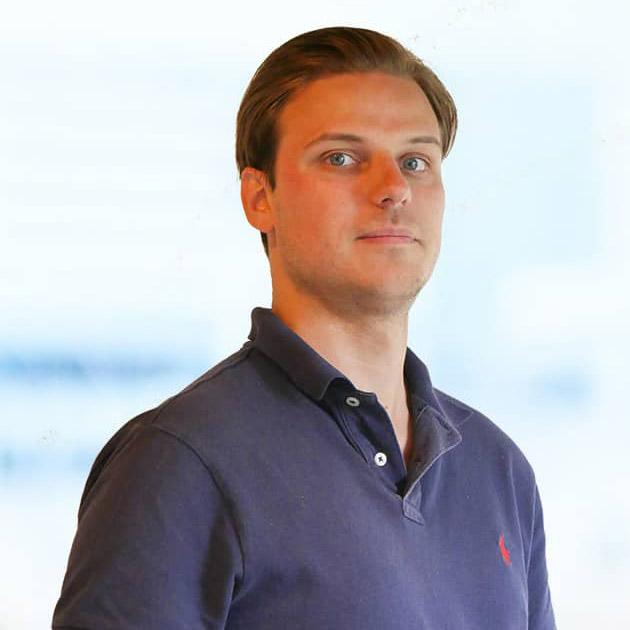 Profielfoto Danny van Schaik - CommITment cloud computing