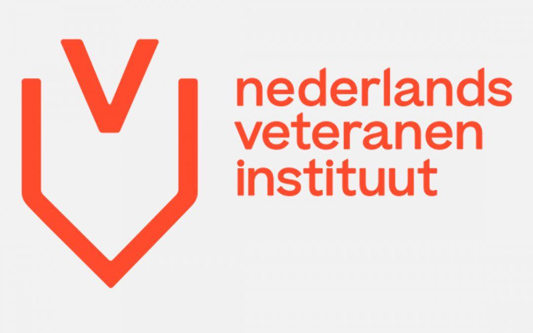 Veteranen samen in Nederlands Veteraneninstituut