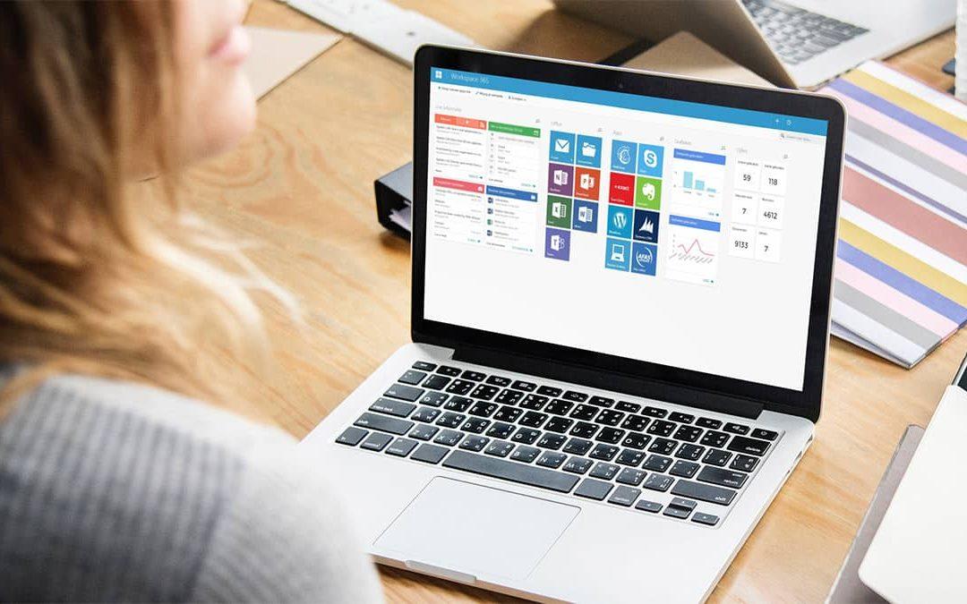 Een veilige, flexibele en moderne werkplek met Microsoft 365 en Workspace 365