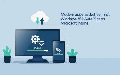 Windows 365 AutoPilot en Microsoft Intune maken apparaatbeheer simpel