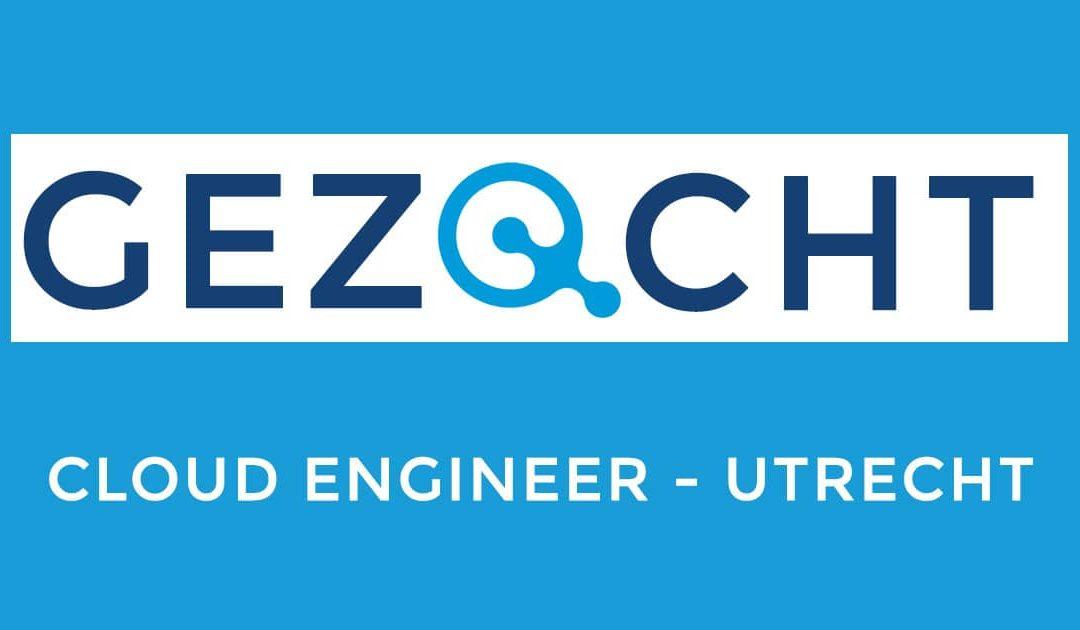 Vacature cloud engineer utrecht - CommITment cloud computing