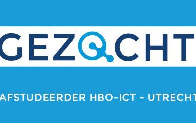 Afstudeeropdracht HBO-ICT – Utrecht