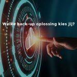 Welke back-up oplossing kies jij - CommITment cloud computing